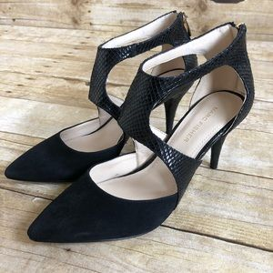 NWOB Marc Fisher Kabriele suede Pumps